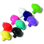 Skating at Skate King requires toe stops or dance plugs.  Get them from our Pro Shop.